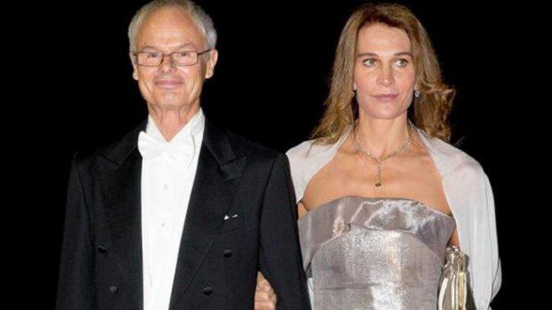 Álvaro de Orleans-Borbón y su mujer Antonella Rendina en una imagen de archivo (Foto: Gtres).