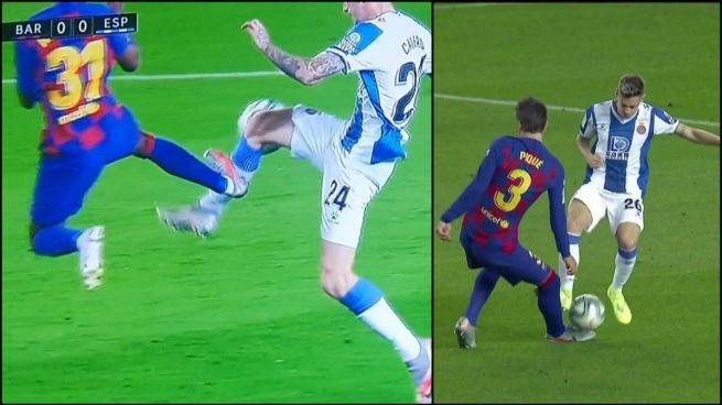 VAR Barcelona Espanyol