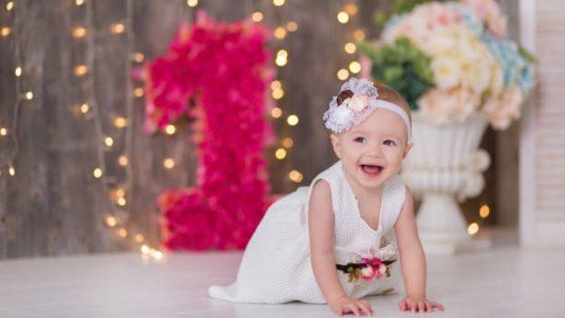 Cómo organizar el primer cumpleaños del bebé