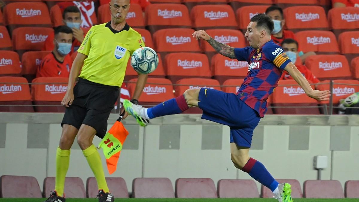 Barcelona – Espanyol | Liga Santander, en directo