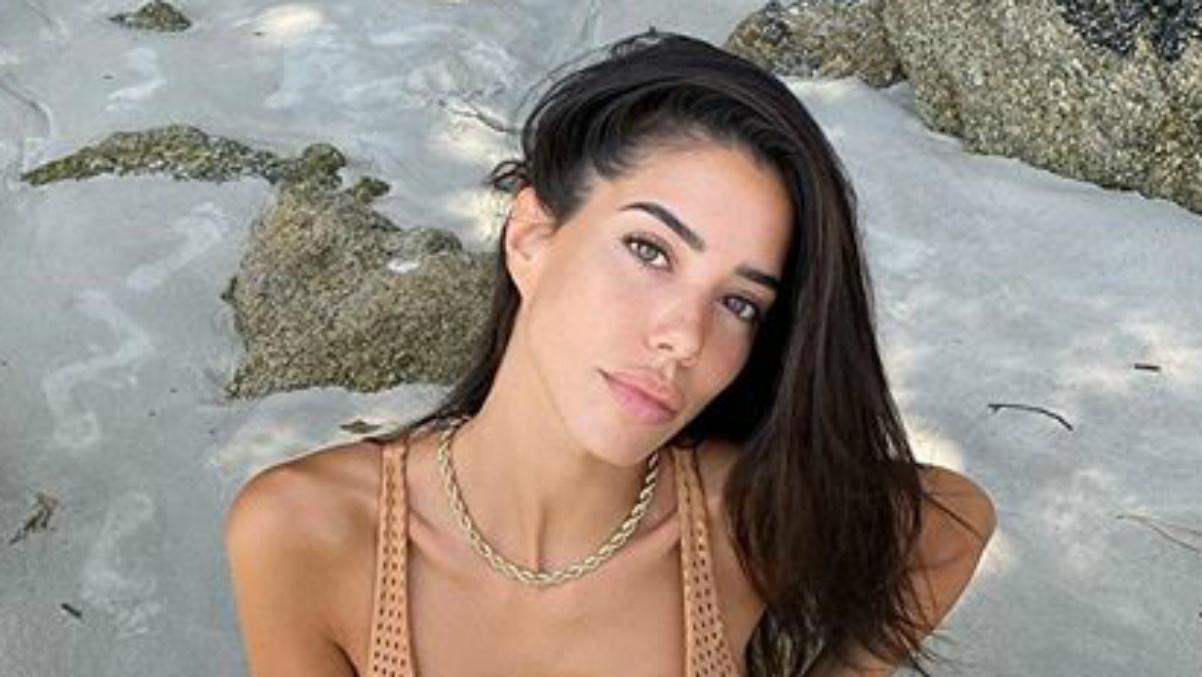Nadia Avilés posa en su última foto.