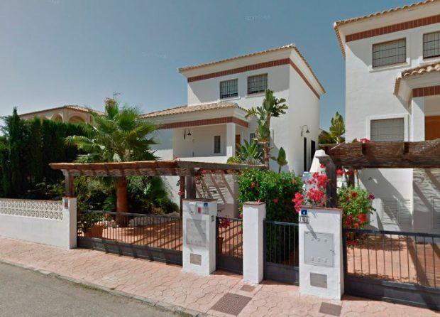 Sede de Pescamavi Atlántico SL, un chalet ubicado en Mijas (Málaga).
