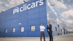 Los fundadores de Clicars.