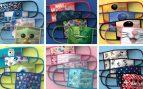 mascarillas reutilizables para niños