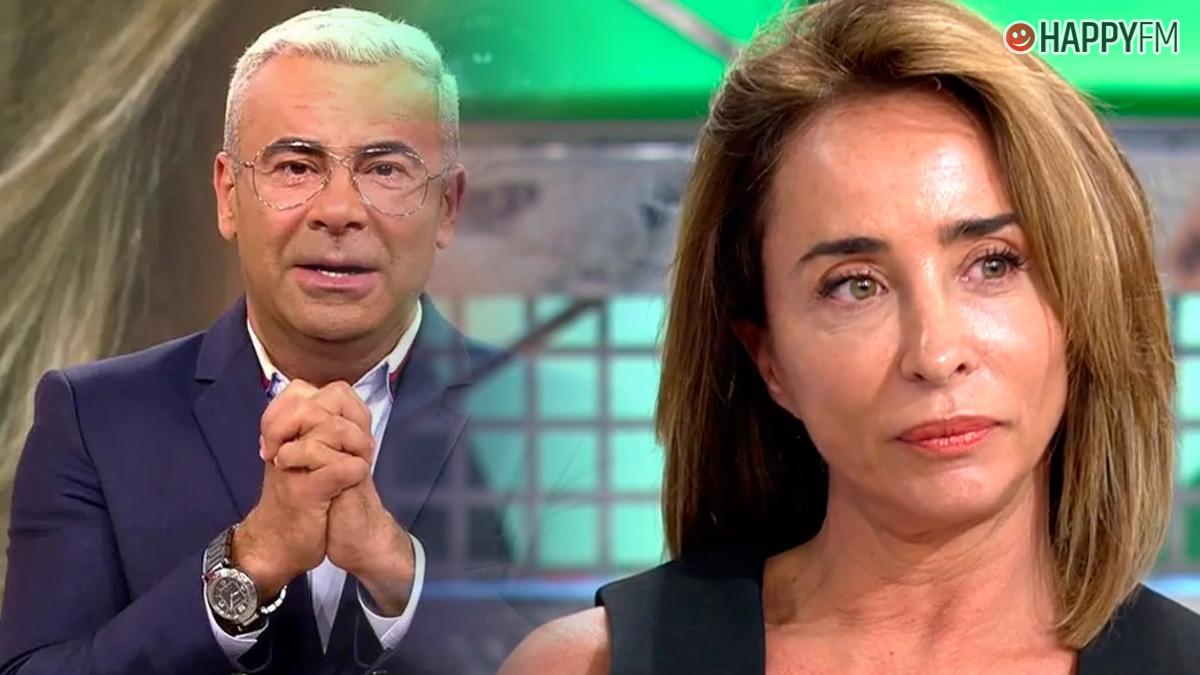 Jorge Javier Vázquez y María Patiño