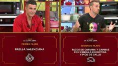 Kiko y Rafa Mora cocinan juntos en 'La últma cena'