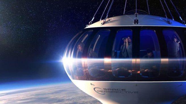 Vacaciones 2020: disfruta de un paseo en globo por el espacio