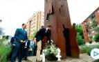 Emotivo homenaje del PP en Ermua a Miguel Ángel Blanco: «Un ejemplo de dignidad y generosidad»