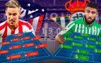 Atlético de Madrid – Betis: La Champions, a tiro