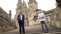 Alberto Núñez Feijóo en el primer acto de la jornada de cierre de campaña del 12-J. Foto: EP