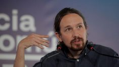 El secretario general de Podemos y vicepresidente del Gobierno, Pablo Iglesias. Foto: EFE