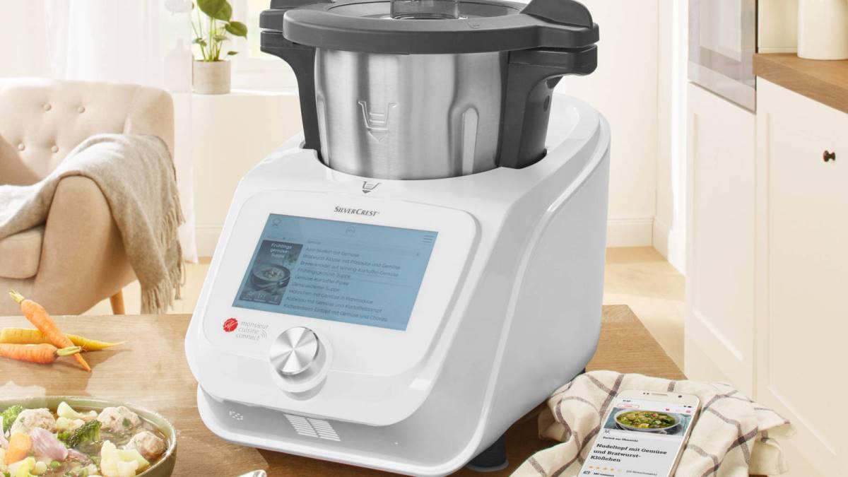 La Justicia obliga a Lidl a retirar todos sus robots de cocina por infringir la patente de Thermomix