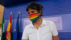 Teresa Rodríguez.