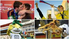 Las cinco cosas que no recuerdas del Mundial 2010 de Sudáfrica.