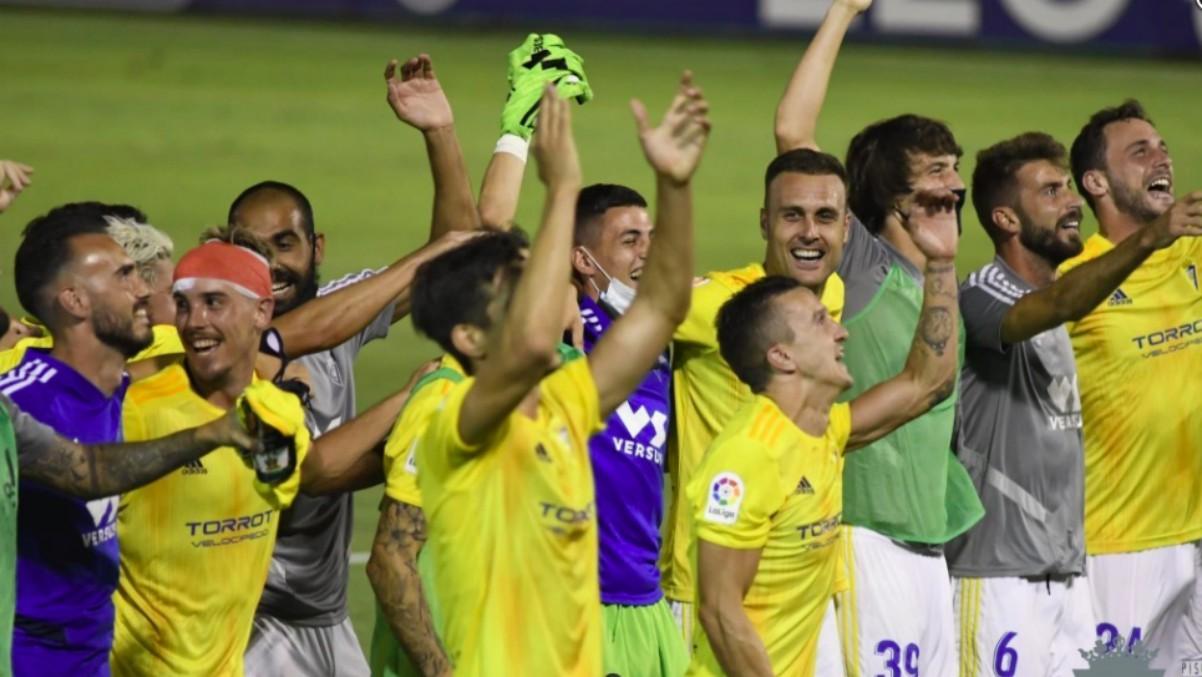 El Cádiz regresa a Primera División. (Cádiz Club de Fútbol)