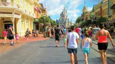 Disney World.
