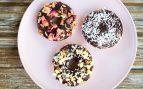 Receta de donuts de nueces sin azúcar
