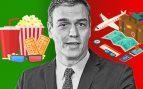 El Gobierno 'rescata' al cine español por el covid-19 mientras olvida al turismo y a colegios concertados