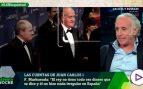 Inda: «El Rey Juan Carlos ha cobrado comisiones durante 40 años hasta por respirar»