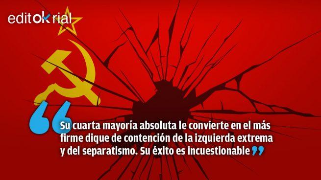 Feijóo, el antídoto perfecto contra el socialcomunismo