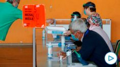Elecciones Burela participación 12 horas 12-J. Foto: EFE