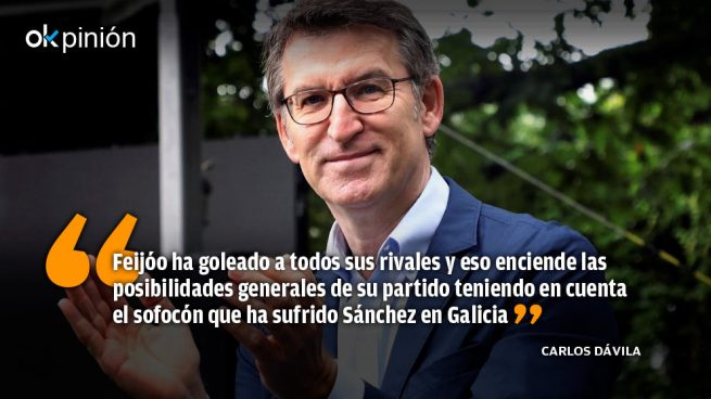 Enorme éxito del PP de Feijóo, tortazo de Sánchez y batacazo de Iglesias