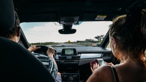 documentacion viajar coche extranjero