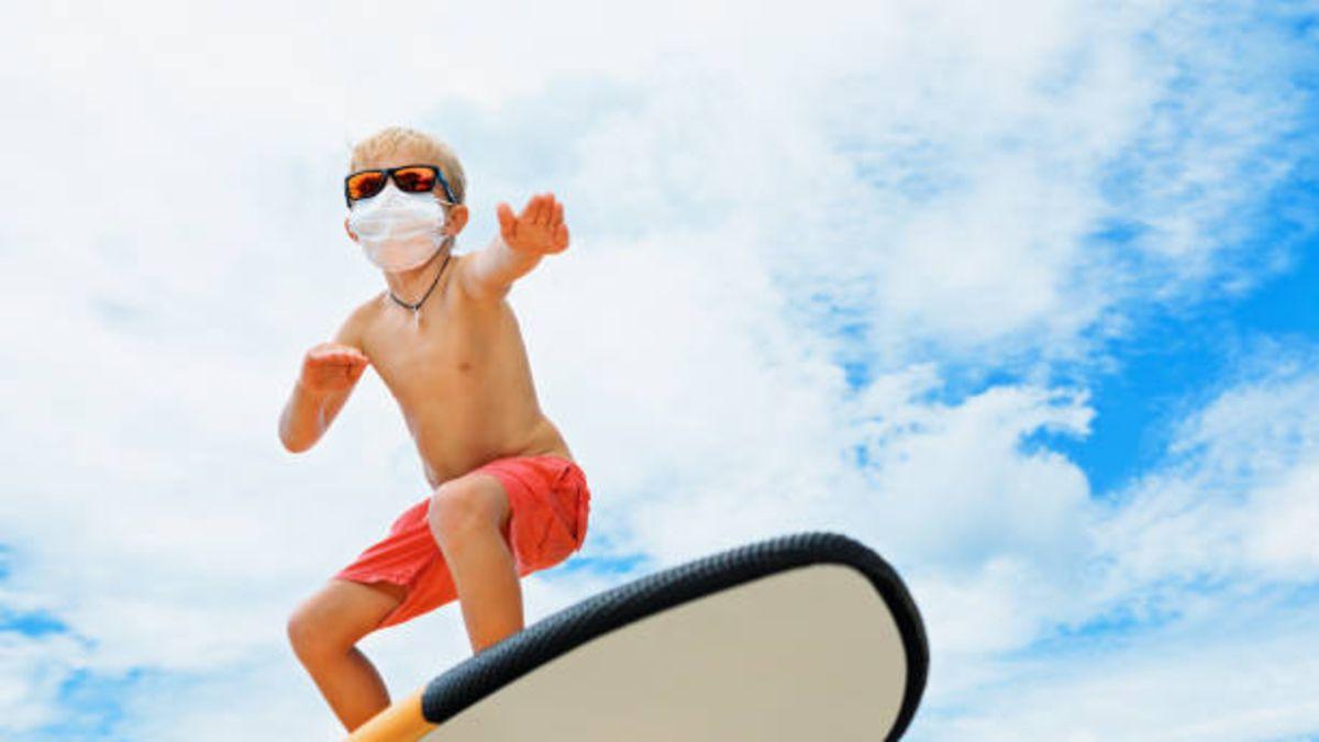 Descubre las reglas básicas para vivir unas vacaciones con los niños sin coronavirus