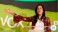 La parlamentaria electa de Vox por Álava, Amaya Martínez