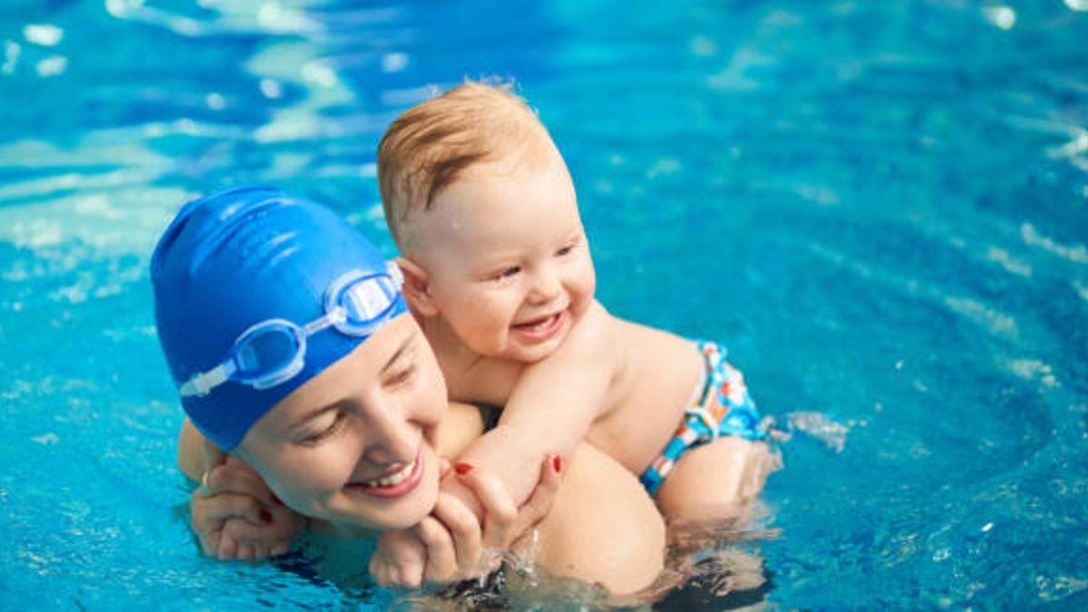 Cuándo están capacitados los niños para empezar a nadar