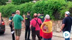 La Guardia Civil detiene a una persona por grabar a Iglesias en su casa la noche de su hecatombe electoral