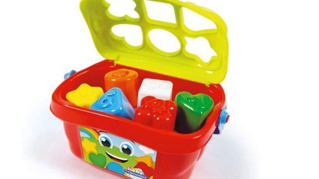 Juguetes adecuados para bebés de 6 meses
