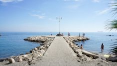 Las playas de Andalucía experimentan un exceso de bañistas