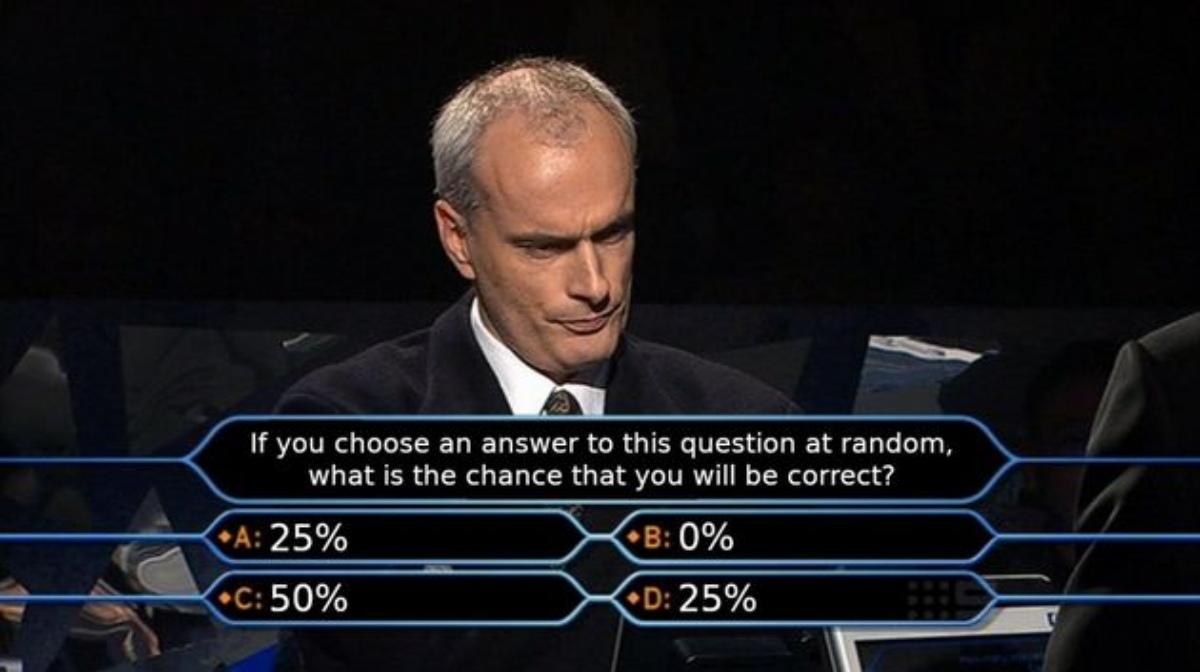 Twitter: La pregunta de 'Quién quiere ser millonario' que solo unos pocos han podido contestar