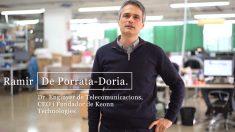 Ramir de Porrata-Doria, ex candidato de JxCAT.