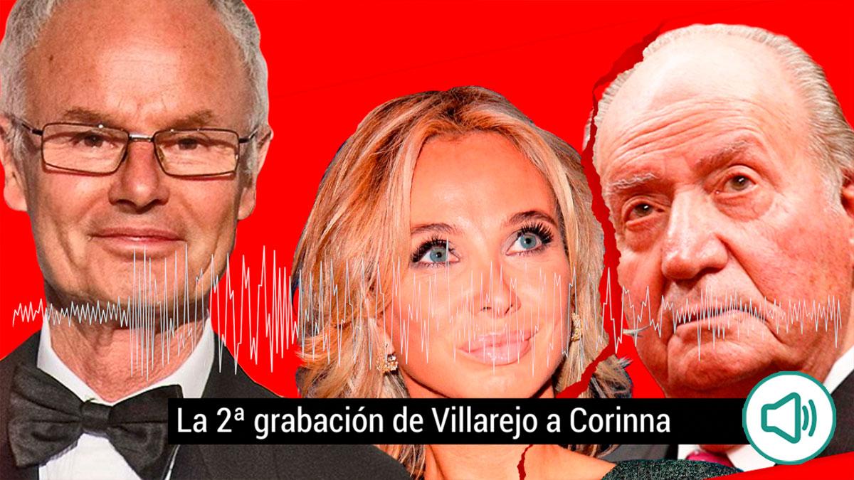 Álvaro de Orleans, Corinna y Juan Carlos I.