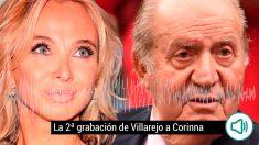 La princesa Corinna y Juan Carlos I.