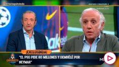 El PSG quiere a Dembélé y 80 millones por Neymar.