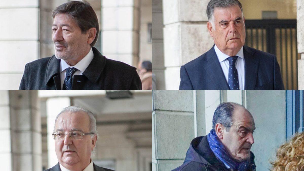 Tribunales.- AMPL.- Anticorrupción pide el ingreso en prisión de Guerrero, Fernández, Viera y Márquez por el caso ERE
