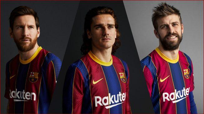 griezmann camiseta barcelona