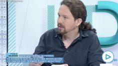 Pablo Iglesias hace 10 meses: «Si los resultados no son buenos para Podemos pondría mi cargo a disposición».