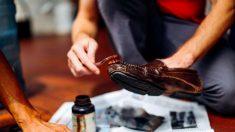 La limpieza en los zapatos es tan importante como en la ropa