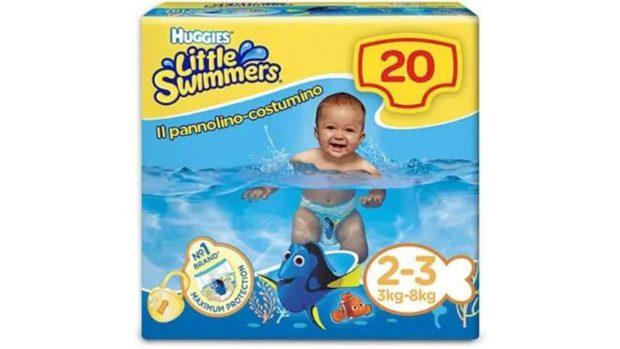 pañales mar o piscina