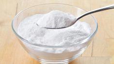 El bicarbonato es uno de los productos con más usos dentro del hogar