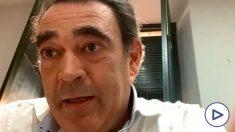 Emilio Guerrero, empresario sevillano.