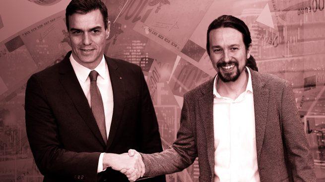 Las sicavs sacan 2.500 millones del país desde que se formó la coalición entre Sánchez e Iglesias
