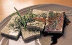 Cocinado de tofu