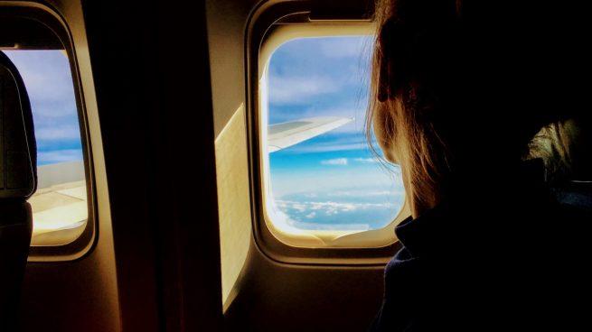Llegadas de turistas por avión