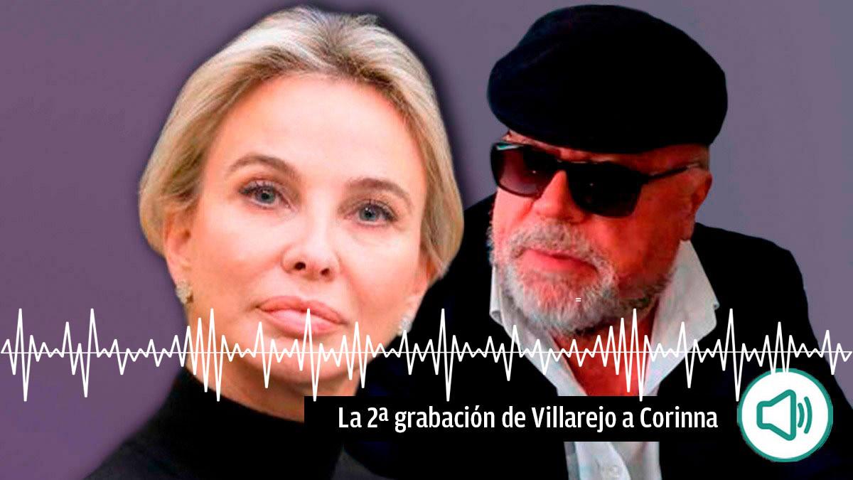 Corinna y Villarejo.