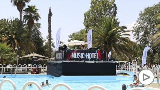 Music Hotel by Ballantines